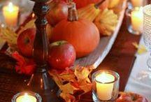 Autumn/Give Thanks / by Ann Hakim