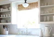Kitchen Renovation / Inspiration / by Kathryn Bouchard Senkow