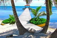 CARIBBEAN / by Toni-Marie George