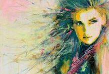 Life is an Art / by Kathryn Bouchard Senkow