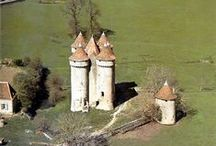 Castles & Fortresses: France / by Terry Schartz