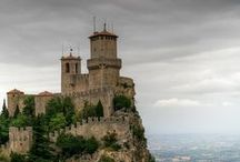 Castles & Fortresses: Italy / by Terry Schartz