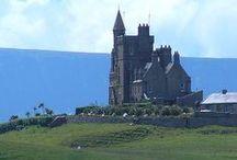 Castles & Fortresses: Ireland / by Terry Schartz