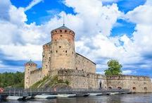 Castles & Fortresses: Finland / by Terry Schartz
