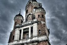 Castles & Fortresses: Serbia / by Terry Schartz