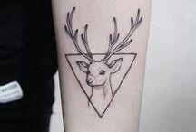 STYLE: Tattoos / Tattoo inspiration
