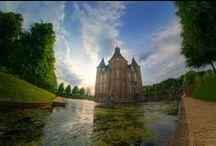 Castles & Firtresses: Netherlands / by Terry Schartz