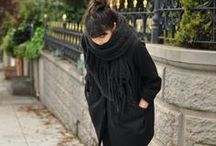 STYLE: Fall and Winter / Fall/autumn and Winter fashion and clothing