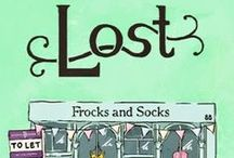 Lost / Inspiration for my third chick lit novel. Lost, the sequel to Kept, which is out now: http://www.amazon.co.uk/Lost-Arielle-Lockley-Book-2-ebook/dp/B00U2X7E4A/