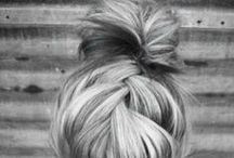 HAIR. / by Carly