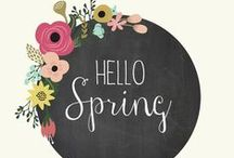 Spruce up Space for Spring / by Michele Wolaver