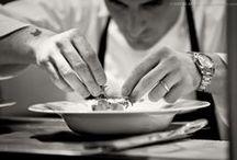 """Mani di Chef / """"La mia cucina contemporanea guarda al futuro, ma senza dimenticare le sue origini. La cucina per me è amore, arte, dedizione, sacrificio, condivisione, cultura, tradizione, benessere, ma soprattutto passione"""" - Chef Andrea Aprea - http://kitchenweb.it/pagine/mostre.aspx"""