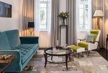 Living Rooms / Lovely living rooms from all around the world. Pics from Roomly.se
