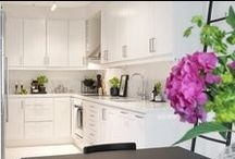 Kitchen areas / Lovely kitchen areas from Roomly.se