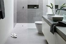 HOME: Bathroom / Home decoration, Interior, Design, Ideas