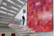 Corporate Interiors / by Tedeen Franz