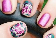 Manicure, Jambicure, Jamberry Nails / Jamberry Nails, Jambicure, pretty nails, nail polish, mani, pedi and more!