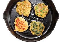 Veggie Breakfast Dinner & Eggs / by Michele Wolaver