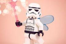 Star Wars / by Cherry Von Bomb