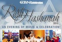 Rosh Hashanah 2015 / Join us for a LIVE celebration of Rosh Hashanah this Sunday, September 13th at 7pm, ET.   You can watch LIVE at: http://go.cbn.com/2811   For behind-the-scenes footage, follow our social team via Twitter and Periscope on Sunday. Twitter = @700club | Periscope = @700club  #CBNRosh15