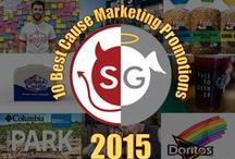 10 Best Cause Marketing Promotions of 2015 / Selfish Giving's Annual 10 Best Cause Marketing Promotions of 2015