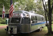 "Airstream Remodel.  1984 ""The Commander"""