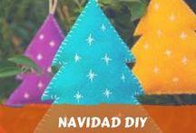 Navidad DIY / Ideas para decorar en Navidad DIY