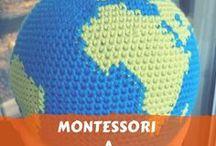 Montessori a crochet