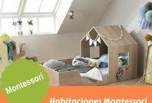 Montessori ambiente preparado. / Montessori y el ambiente preparado. Adapta la casa para que tu hijo gane autonomía e independencia.