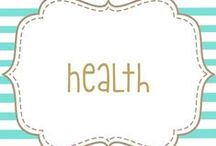 Health / Health Resources for the Classroom