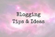 Blogging Tips and Ideas