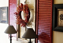 Country style decor / by Tammy Barnes