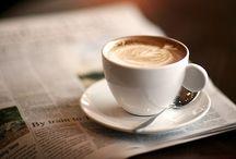 COFFEE~GOOD TO THE LAST DROP / by PAULA CRUZ