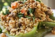 Lunch &  Dinner ideas / You'll need a meal idea? I got plenty :) / by Lucie Bertuleit