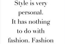 Style Is Forever / by Patricia Peña
