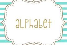 Alphabet / Alphabet Resources for the Classroom