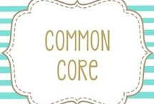 Common Core / Standards and Essential Questions, Resources, and Posters