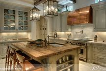 Kitchen and dining / by Lindsey Bo
