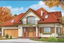 Projekty domów / W tej kategorii znajdziecie Państwo wszystkie projekty domów, jakie mamy w naszej ofercie. Więcej na http://www.mgprojekt.com.pl / by MG Projekt | Projekty Domów