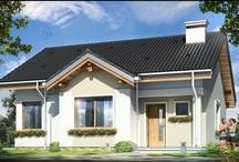 Projekty małych domów / W tej kategorii znajdziecie Państwo projekty małych, niedrogich w budowie i późniejszej eksploatacji domów z oferty MG Projekt . Niewielkie domy jednorodzinne od 50 do 150 m², przeznaczone dla 3-5 osobowej rodziny. Projekty znajdujące się w tej kategorii stanowią alternatywę dla Inwestorów wahających się pomiędzy zakupem mieszkania a budową swojego wymarzonego domu . / by MG Projekt | Projekty Domów