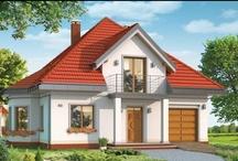 Projekty domów z poddaszem / W tej kategorii prezentujemy Państwu projekty domów z poddaszem z MG Projekt . Od niewielkich domków z dwuspadowym dachem , o powierzchni 60 m2 ,  aż po reprezentacyjne wille o powierzchni 250 m2 i więcej . Projekty domów z poddaszem to najczęstszy wybór większości Inwestorów decydujących się na budowę domu w Polsce . Projekty z poddaszem są lubiane z powodów ekonomicznych  - są najkorzystniejsze cenowo w realizacji. / by MG Projekt | Projekty Domów