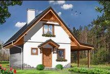 Projekty domów drewnianych  / W tej kategorii znajdziecie Państwo projekty wszystkich naszych drewnianych domów - zarówno szkieletowych , jak i z bali . Oferta MG Projekt obejmuje niewielkie drewniane domki letniskowe , jak i całoroczne mieszkalne domy drewniane . Znajdziecie tutaj Państwo projekty domów drewnianych z bali litych , z bali dodatkowo docieplanych - zarówno w konstrukcji wieńcowej , jak i sumikowo-łątkowej ,  oraz projekty domów drewnianych szkieletowych , w szkielecie kanadyjskim lub szwedzkim . / by MG Projekt | Projekty Domów