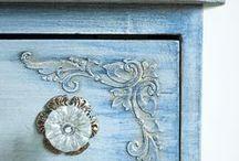 Móveis Customizados / Amo transformar e customizar móveis! Sempre acho inspirações incríveis aqui no Pinterest!