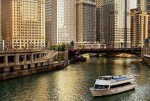 CHICAGO / by PAULA CRUZ