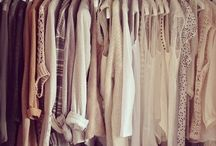 Clothes & Shoes / The stuff I wish I would see when I open my closet. / by Abbie Booth