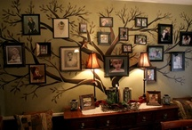 Living room decor / by Angela Cabal