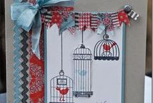 Cards made with Love / by Cindy Eikenberg (Little Miss Celebration)
