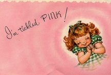It's Just A Pink Thing! / by Cindy Eikenberg (Little Miss Celebration)