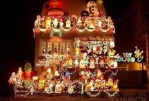 Wild Christmas Lights! / by Cindy Eikenberg (Little Miss Celebration)
