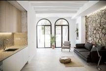 Dom / House / Exterior Design & Interior Inspirations